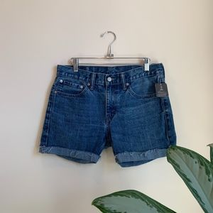 NWT Urban Outfitters Renewal Levi's 511 Jean Short